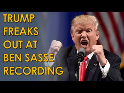 Trump FREAKS OUT at Ben Sasse After LEAKED Recording attacks him
