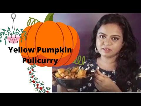 , title : 'Yellow Pumpkin Pulicurry/Parangika/SOUTH INDIAN CURRY/winter squash/Chennai Food Poosnikai Pulicurry