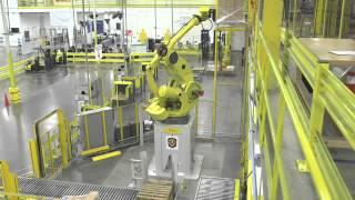 Amazon's New High-Tech Distribution Center