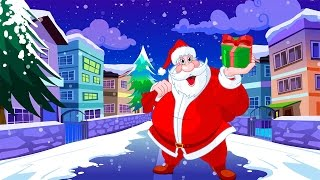 Santa Claus Is Coming To Town - With Lyrics - Christmas Carols