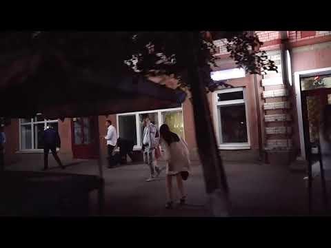 Драка со стрельбой в Челябинске