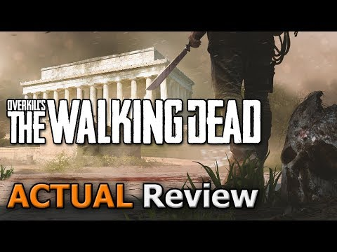 OVERKILL's The Walking Dead (ACTUAL Game Review) video thumbnail