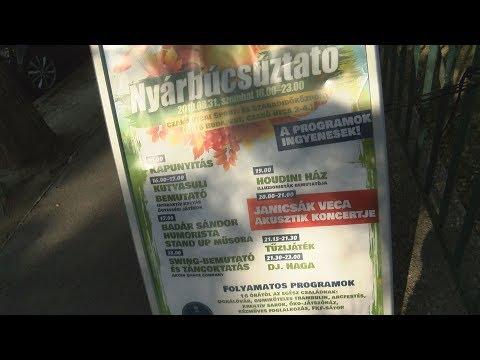 Nyárbúcsúztató Bál 2019 - video preview image