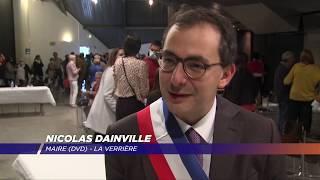 Nicolas Dainville nouveau maire de La Verrière