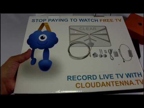 FreeAir TV CloudAntenna, Cloud TV and DVR