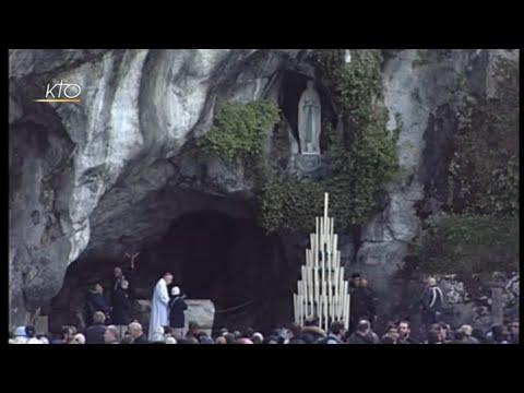 Chapelet à Lourdes du 7 avril 2019