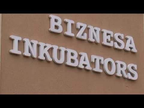 Открытие Бизнес инкубатора в Вентспилсе