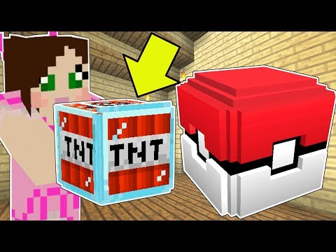 , title : 'Minecraft: POKEMON LUCKY BLOCK!!! (POKEMON ABILITY WEAPONS!) Mod Showcase'