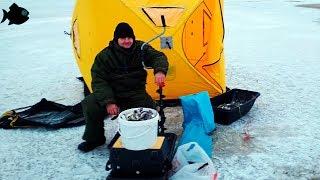 Уна луда рыбалка на севере