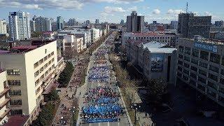 Митинг и шествие, посвященные Празднику Весны и Труда