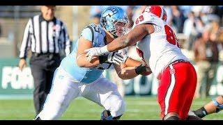 North Carolina Tar Heels Offensive Line Preview / Bentley Spain, Lucas Crowley, John Heck