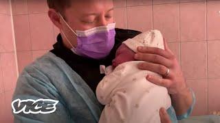 7 Week Impossible Journey to Find My Newborn Baby in Ukraine