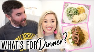 WHAT'S FOR DINNER | EASY WEEK NIGHT MEALS | BEST APPETIZERS | JESSICA O'DONOHUE