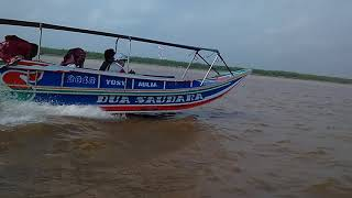 preview picture of video 'Pulau Rimau Speed Boat'