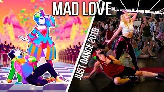 Just Dance 2019   MAD LOVE Sean Paul & David Guetta Ft. Becky G | Full Gameplay
