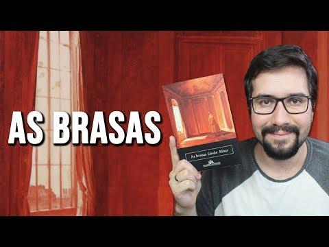 AS BRASAS, de Sándor Márai - Resenha