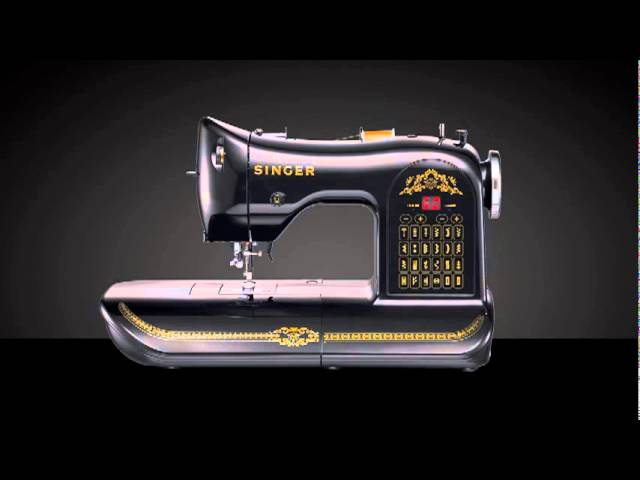 Singer 40 Limited Edition Anniversary Sewing Machine With Singer Cool Singer Heritage 8768 Sewing Machine