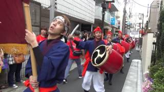 中野チャンフェス'17 昭和新道 道じゅねー 南桃原青年会