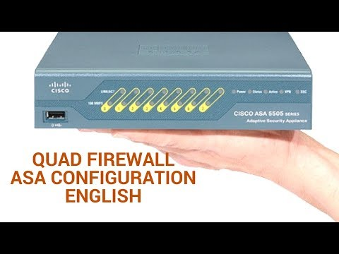 Cisco ASA firewall tutorial   Network Kings - YouTube