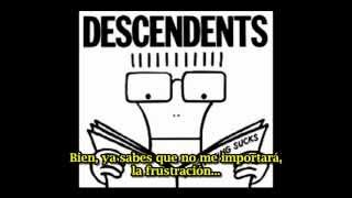 The Descendents I Won't Let Me (subtitulado español)