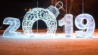 Новогоднее обращение президента канала FRESH М. ПЕТРОВА. Новый Год 2019.