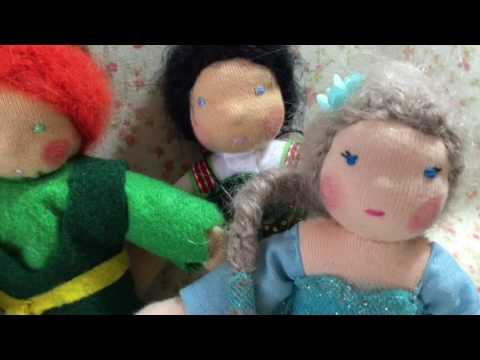 Biegepuppen/ Bendy Dolls