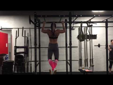 Strict Pause Pull Ups