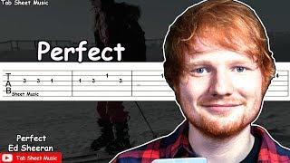 Ed Sheeran - Perfect Guitar Tutorial