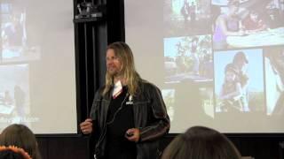 Rupert Isaacson at Arizona Autism United's 2014 conference