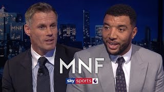 Troy Deeney speaks honestly about not receiving an England call-up | MNF