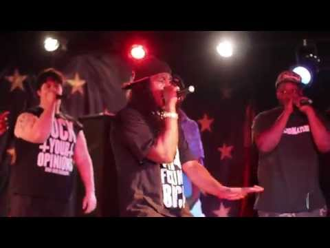 Mr  Pete & Psych w/ Q Dot Davis opening for Ces Cru 2014