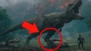 Everything You May Have Missed in the Jurassic World: Fallen Kingdom Trailer