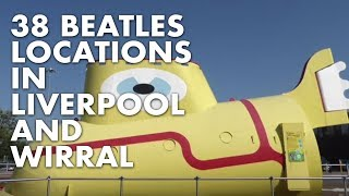 38 locations where you can discover the Beatles in their early years - English,