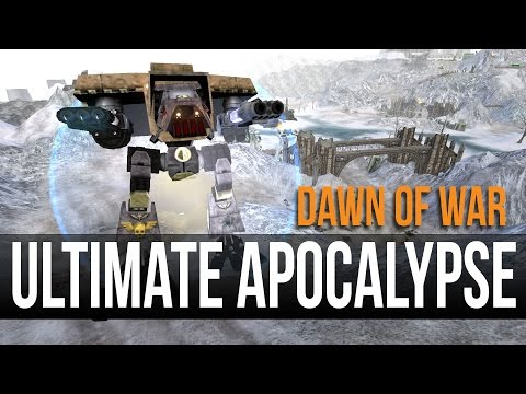 Download Dawn Of War Ultimate Apocalypse - Imperial Guard HD Mp4 3GP Video and MP3