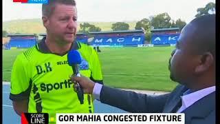 Scoreline 3rd March 2018: Gor Mahia is seeking national support
