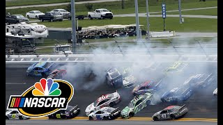 NASCAR Cup Series Coke Zero Sugar 400 At Daytona | EXTENDED HIGHLIGHTS | 7/7/19 | Motorsports On NBC
