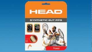 Head Synthetic Gut PPS 16 String 12m video