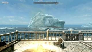 Skyrim PS4 Mods: Atmoran Hearth (Player Home)