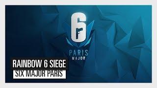 SIX MAJOR PARIS - Teaser - Rainbow Six Siege