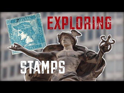 Mercury/Hermes Stamps - S3E15