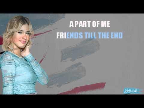 Violetta karaoke english