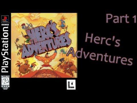Herc's Adventures Playstation