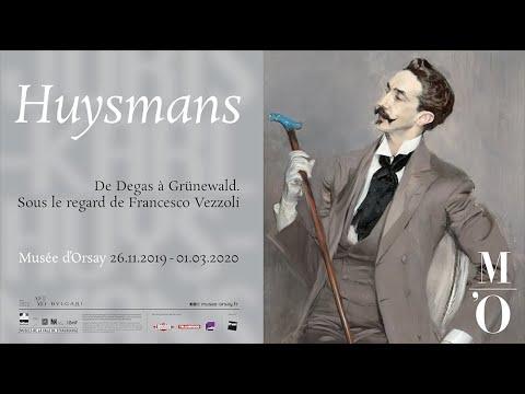 Joris-Karl Huysmans  au Musée d'Orsay