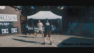 Shame - Best moments in freestyle