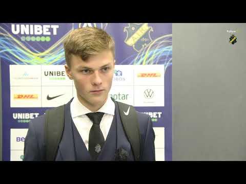 AIK Play: Erik Ring efter IFK Göteborg hemma