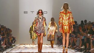 Etro | Spring Summer 2017 Full Fashion Show | Exclusive