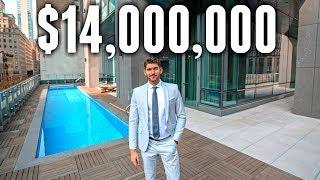 NYC Apartment Tour: $14 MILLION LUXURY APARTMENT