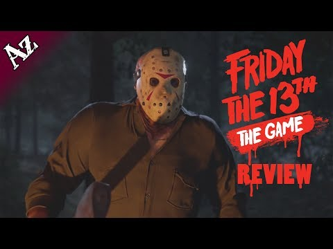 Friday the 13th: The Game Review video thumbnail