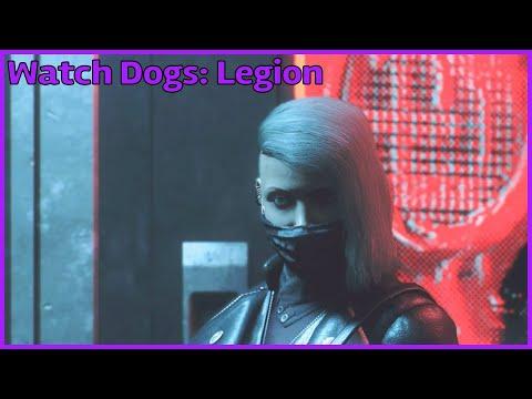 WD: Legion/Commence!/E1