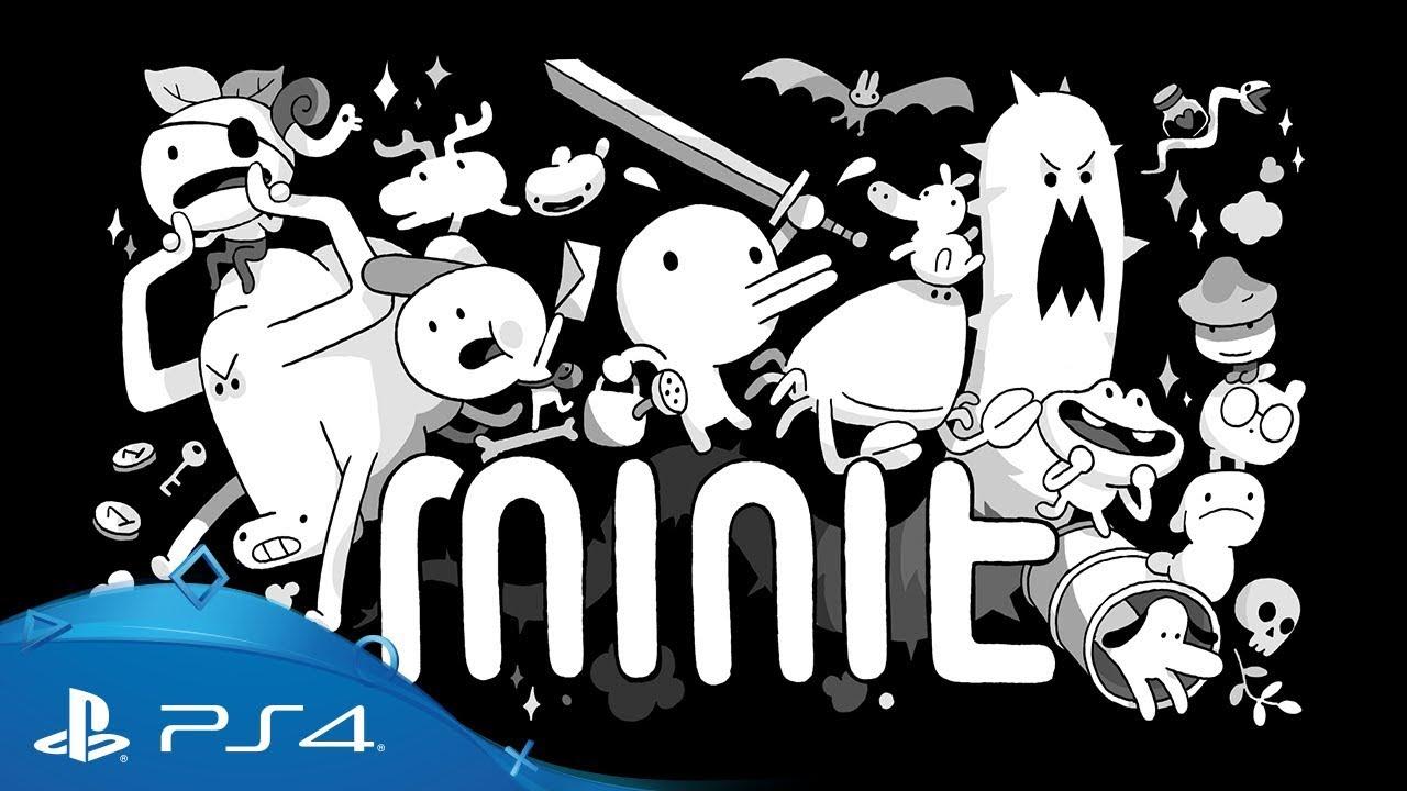 Sarete sempre a 60 secondi dalla morte in Minit, un RPG vecchio stampo per PS4, in arrivo il 3 aprile